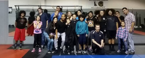 Huge thanks to Battle Born Krav Maga for hosting our Self Defense Educational Forum