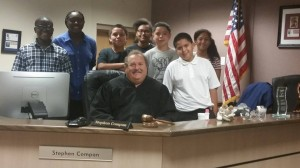 VYA is teamed up with Judge Compan of Juvenile Criminal and Diversion Courts. Youth youth have the opportunity to sit in on the court cases and have question and answer sessions with the Judge