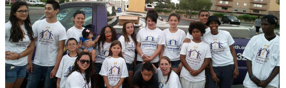 Las Vegas Youth Ambassadors Ronald McDonald House