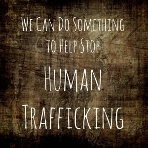 Speaking out on Human Trafficking on CBS Radio